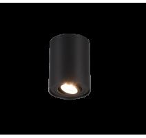 Plafonnier COOKIE, Noir, 1 lumière.