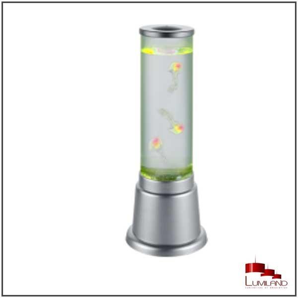 Lampe JELLY, Méduses, RGB, LEDS Intégrées