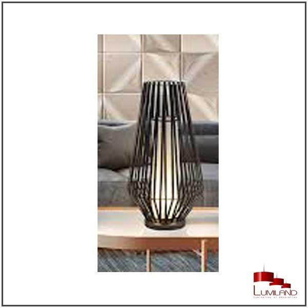 Lampe FIDELIO, Noire, 1 lumière.