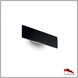 Applique ZIGZAG, Noire, LEDS intégrées, GM
