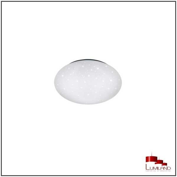 Plafonnier PUTZ, Blanc, LEDS Intégrées, D27