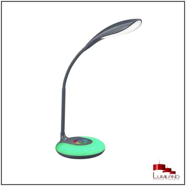 Lampe KRAIT Noir Leds Intégrées RGB