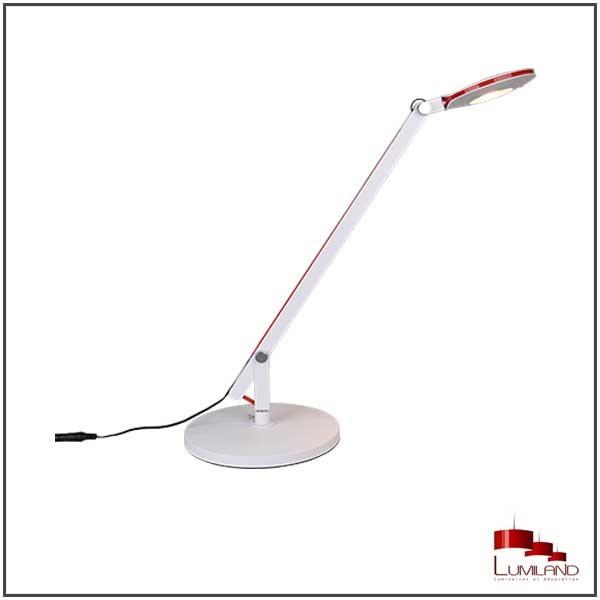 Lampe ROTTERDAM, Blanc, LEDS Intégrées