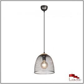 Suspension IVAR, Nickel Antique, 1 lumière, PM