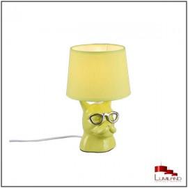 Lampe DOSY, Verte, 1 lumière