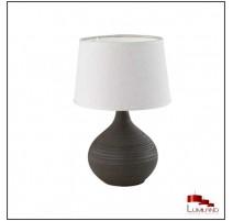 Lampe MARTIN, Marron, 1 lumière