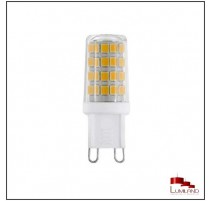 Ampoule à LEDS, G9, 4.5W, 3000K