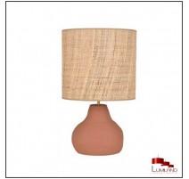 Lampe PORTINATX, Terracotta, 1 lumière, M